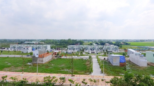 Real estate activities to bloom in HCM City's outer areas