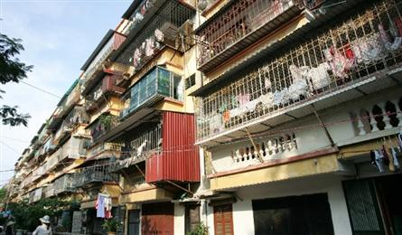 Relocation from deteriorating apartment buildings proposed