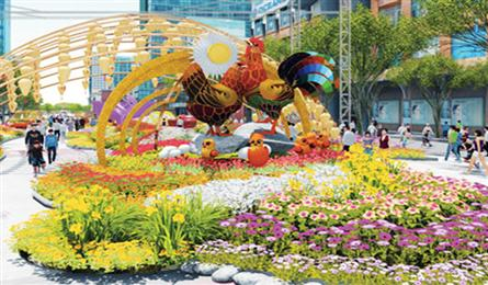 HCM City to open largest flower street yet for Tet
