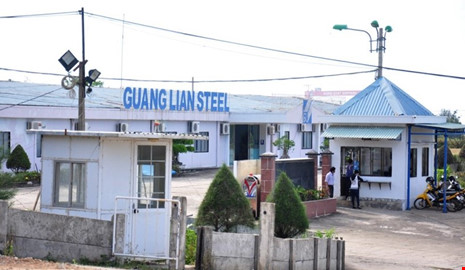 Giant Dung Quat steel project approved