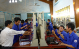 International vocational training implemented