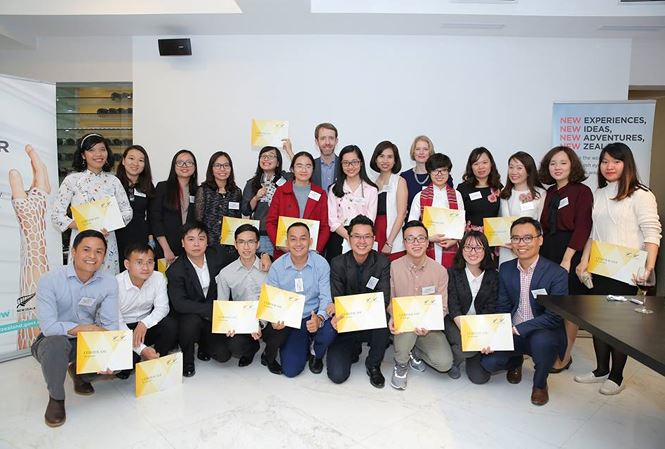 ASEAN-New Zealand scholarships granted to 30 young people