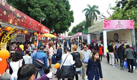 Tet holiday book street to be opened in Hanoi