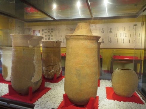 Sa Huynh Culture Museum in Hoi An ancient town