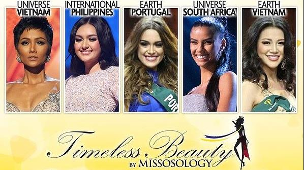 H'Hen Nie voted in top 10 Timeless Beauty by Missosology