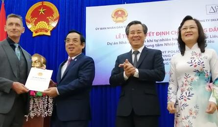 Mekong Delta's largest LNG power plant approved