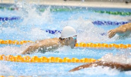 Tran Hung Nguyen – A promising talent of Vietnamese swimming