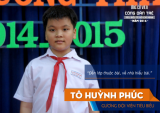 11-year-old boy recognised as outstanding HCM City citizen