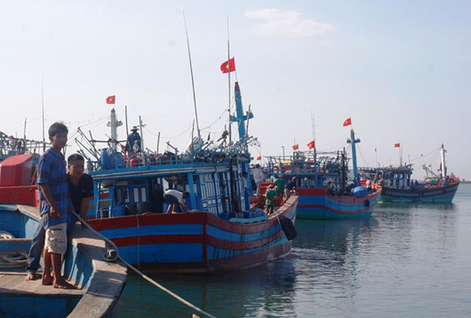 Monitoring over fishing boats to be tightened