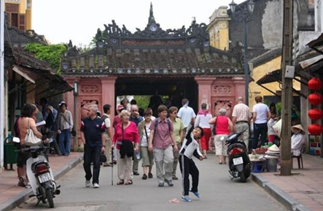 Hoi An free for lunar new year
