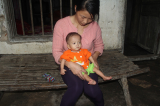 Mother calls for help for ill daughter
