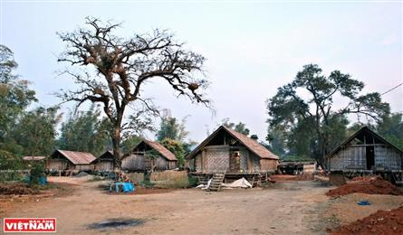 Ancient village where M'nong culture is preserved
