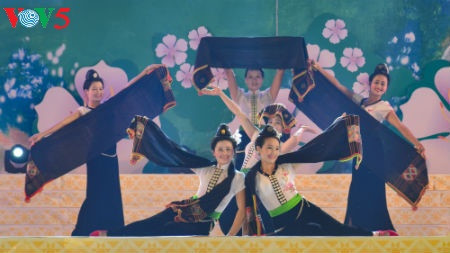Northwestern culture converges at Dien Bien Ban Flower Festival