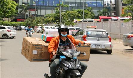 VN e-commerce competition hotting up