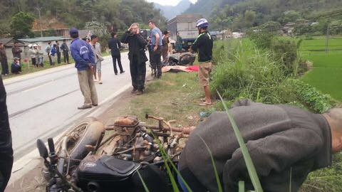 US woman killed in Hoa Binh traffic accident