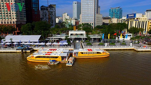 HCM City waterbuses yet to attract commuters