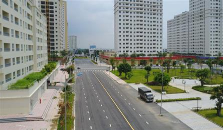 Huge resettlement area abandoned in HCM City