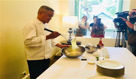 French culinary festival to feature 51 restaurants from VN