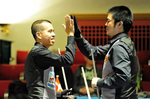 Vietnam qualifies for World Championship's quarterfinals