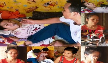 Parents call for help for disabled daughters