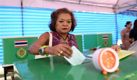 Polls open in first Thai general election since 2014 coup