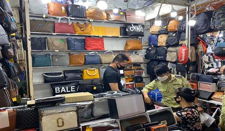 Thousands of fake products seized in HCM City