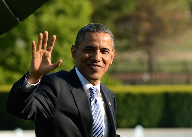 Obama sets first election rallies for early May