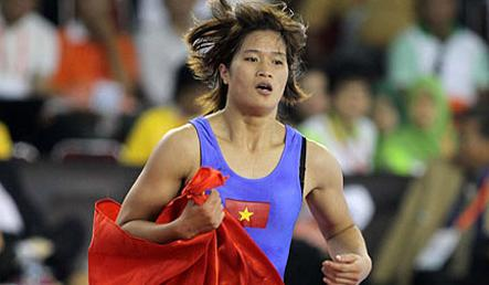 Wrestlers fight for Olympic berths at China world qualifiers