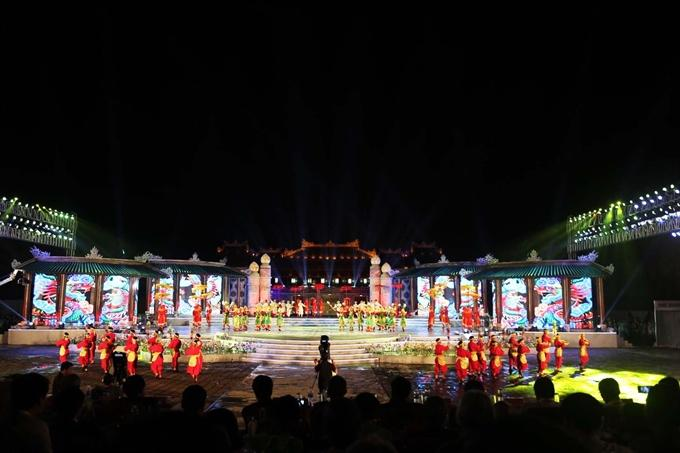 Huế Festival provides an overload of culture