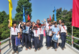 Dan Tri opens new bridge for disadvantaged people in Dong Thap