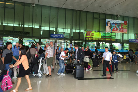 VND19trn plan proposed to upgrade Tan Son Nhat Airport