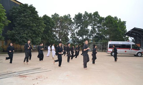 Doctors take up martial arts after hospital assaults