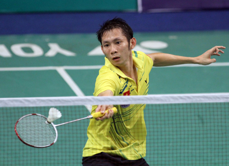 Badminton's Minh unseeded for Indonesia Open in June