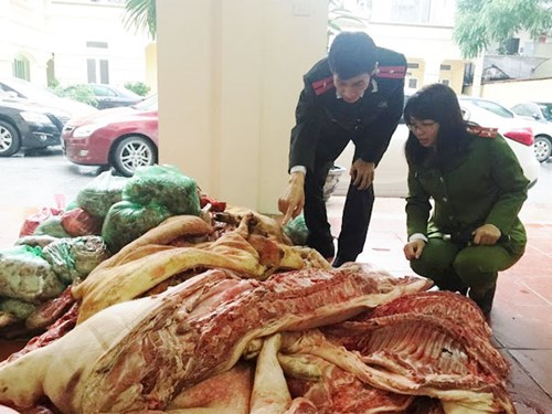 Hanoi uncovers thousands of food safety violations