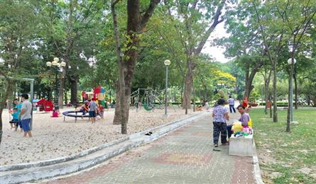 HCM City to crack whip on ungreen projects