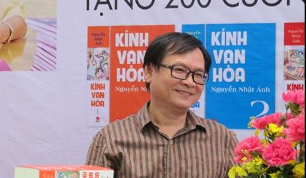 Nguyen Nhat Anh's story taught at Russian universities