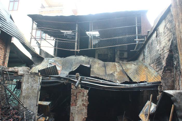 Four killed in Dong Nai house fire