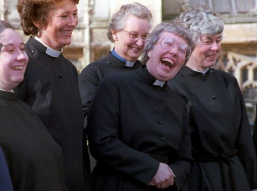 women ordained as priests essay