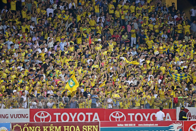 V-League continues downward spiral