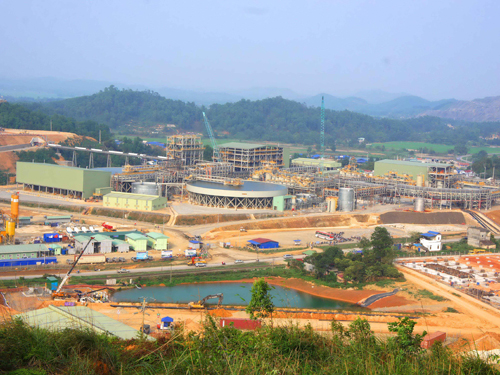 Catalogue of violations at country's largest mining project