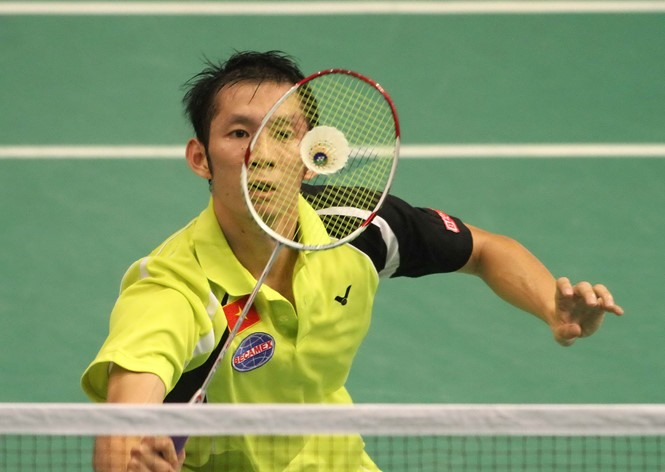 Minh loses in semi-finals of US Open