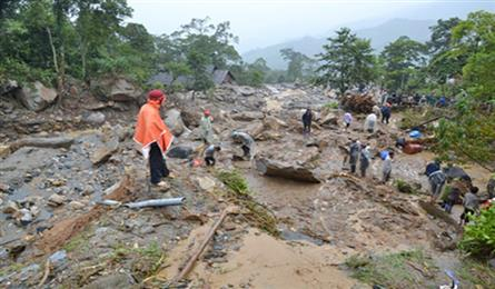 Seven Vietnamese killed in flash flood and landslide in China