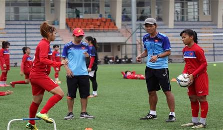 Vietnam U19 women set for friendlies in S Korea