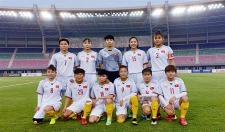Vietnamese women's football returns to top spot in Southeast Asia