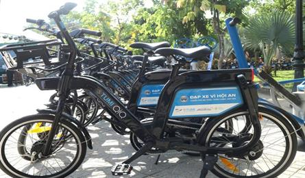 Danang to pilot 40 public bicycle stations