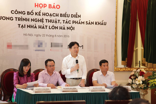 Hanoi Opera House to have more diverse shows