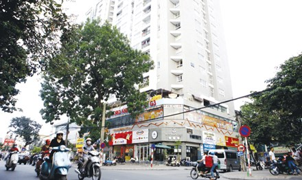 Hanoi bans apartments from being used as offices - again