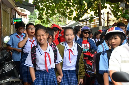 Schools face new term overcrowding