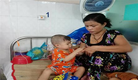 Mother calls for help for adoptive son