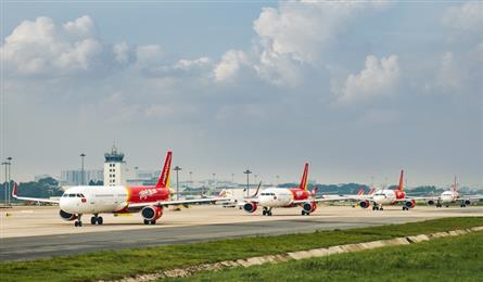 Vietjet Air reports VND2trn in losses